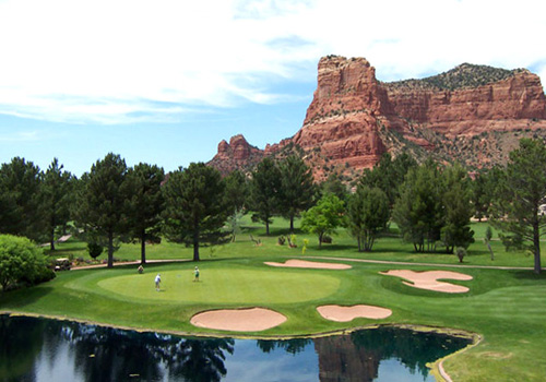 Oak Creek Country Club Golf Course Sedona